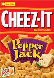 Cheez-It Pepper Jack Crackers - 7 oz.