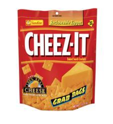 Cheez-It Original Crackers in a Recloseable Bag - 7 oz.