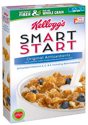 Kellogg's Smart Start Original Cereal with Antioxidants - 17.5 oz.