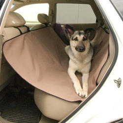 Car Seat Saver Tan