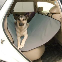 Car Seat Saver Gray