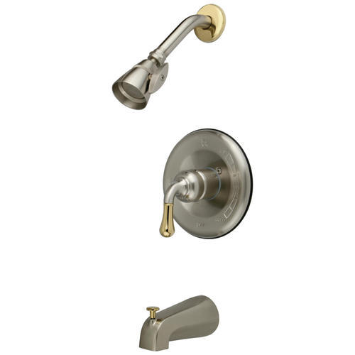 Kingston Brass Magellan 1 Handle Tub Shower Faucet At Menards