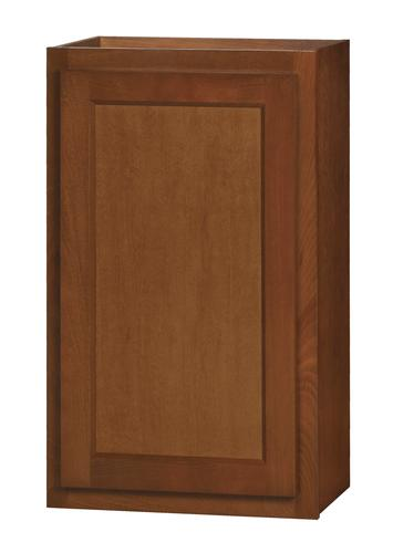 Kitchen kompact glenwood 18 x 30 beech wall cabinet at for Kitchen cabinets 30 x 18