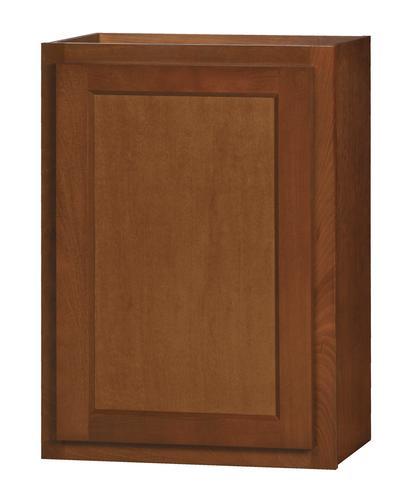 """Kitchen Kompact Glenwood 21"""" X 30"""" Beech Wall Cabinet At"""