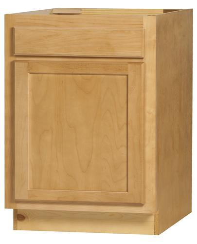 Kitchen Kompact Mellowood 24B Maple Base Cabinet At Menards®