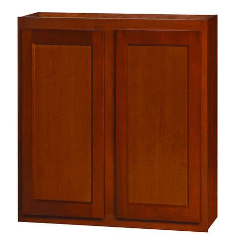 """Glenwood Kitchen: Kitchen Kompact Glenwood 30"""" X 30"""" Beech Wall Cabinet At"""