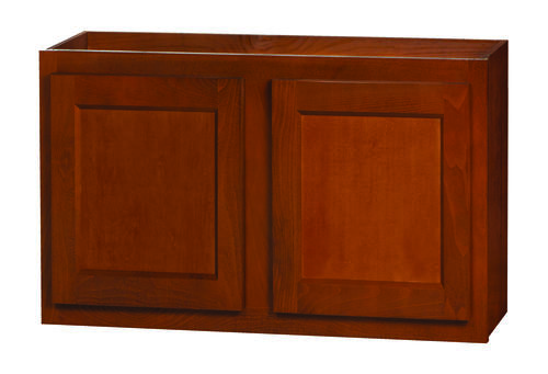 Kitchen kompact glenwood 30 x 18 beech wall cabinet at for Kitchen cabinets 30 x 18