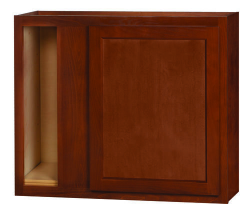 "Kitchen Kompact Glenwood 36"" x 30"" Beech Corner Wall ..."