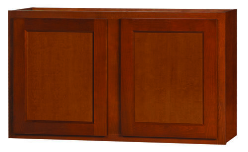 Kitchen kompact glenwood 48 x 30 beech wall cabinet at for Beech kitchen wall cupboards
