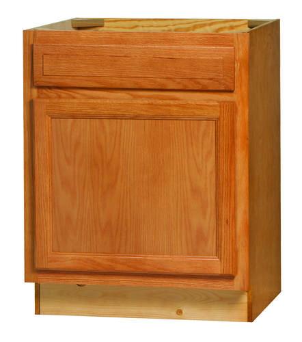 Kitchen Kompact Chadwood 24 X 21 X 30 5 Oak Vanity Cabinet