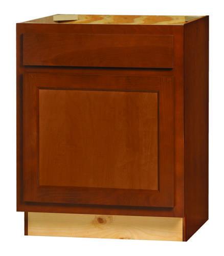 "Glenwood Kitchen: Kitchen Kompact Glenwood 24"" X 21"" Beech Vanity Base"