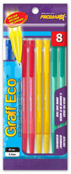 Promarx Graft Eco 0.7 mm Mechanical Pencils - 8 ct.