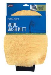 "7"" x 10"" Wool Wash Mitt"