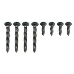 Bronze Bracket Screws