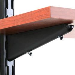 Dual Trak Black Shelf Bracket Screws