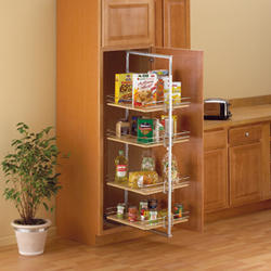 "Knape & Vogt® 18-22"" Pull-Out Pantry Rack"