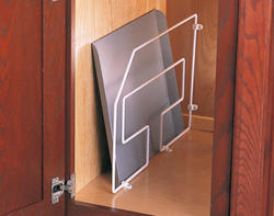 "Knape & Vogt 12"" Side-Mounted Tray Divider"