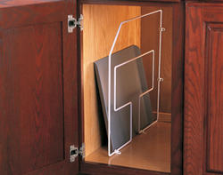 "Knape & Vogt 18"" Side-Mounted Tray Divider"