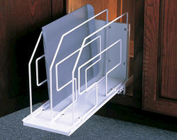 "Knape & Vogt 9"" Slide-Out Tray Dividers"