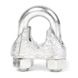 """1/8"""" Wire Rope Clip"""