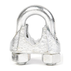 """1/4"""" Wire Rope Clip"""