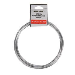 50' Steel Galvanized Wire