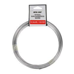 100' Steel Galvanized Wire