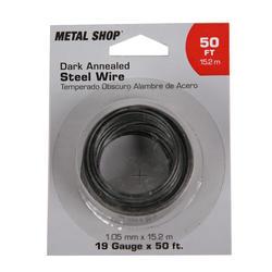 50' Dark Annealed Wire