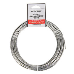 50' 6-Strand Galvanized Wire