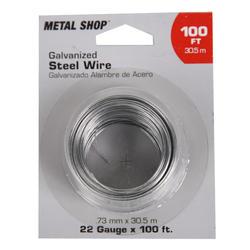 100' Galvanized Wire