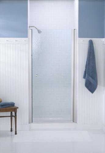 Sterling Finesse Frameless Hinge Shower Door