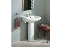 "Sterling Southampton® Pedestal Bathroom Sink (8"" Holes)"