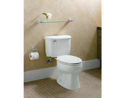 Sterling Riverton™ Elongated Toilet with 1.28 GPF and Pro Force® Technology