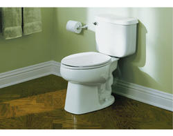 "Sterling Windham 10"" Rough-In Elongated Toilet"