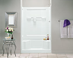 "Sterling Advantage 48"" Seated Shower"