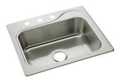 Sterling Southhaven 3-Hole Single-Basin Kitchen Sink