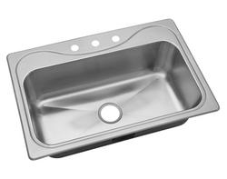 Sterling Southhaven X Single Basin Sink