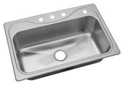 Sterling Southhaven X Single Basin Sink