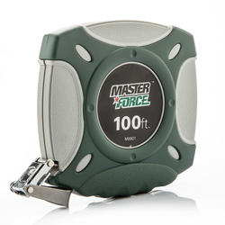 Masterforce® 100' Closed Cased Tape Measure