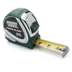 Masterforce® 25' Wide Blade Tape Measure