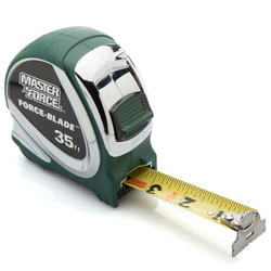 Masterforce® 35' Wide Blade Tape Measure