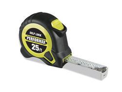 Performax™ 25' Self Lock Tape Measure