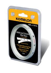 Komelon® 12' Flat Adhesive Tape