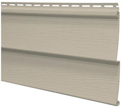 "Cedar Creek™ Double 4"" Vinyl Siding"