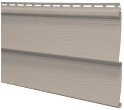 """Waterford® Double 4"""" Vinyl Siding"""