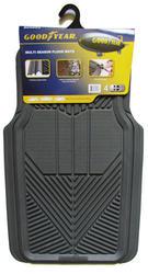 Goodyear 4-Piece Premium Heavy-Duty Rubber Mat Set