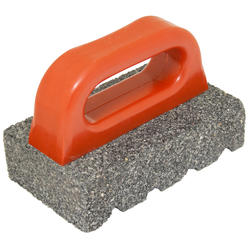 "20 Grit Rub Brick, 6""x3"""