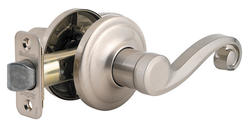 Kwikset Lido Satin Nickel Hall/Closet Lever