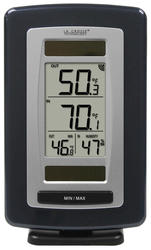 La Crosse Technology Wireless Solar Temperature Station