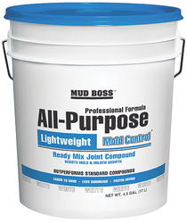 Mud Boss Lightweight Ready Mix Joint Compound
